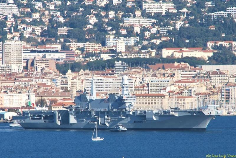Les news en images du port de TOULON - Page 34 Cavour37