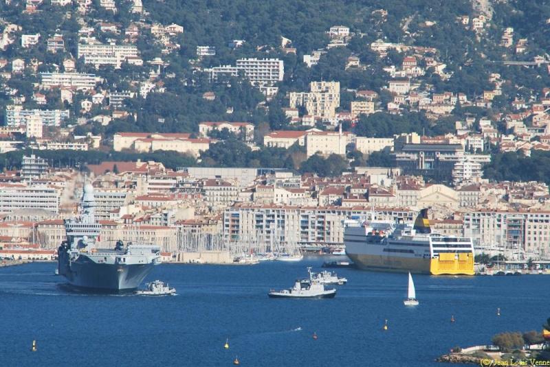 Les news en images du port de TOULON - Page 34 Cavour38