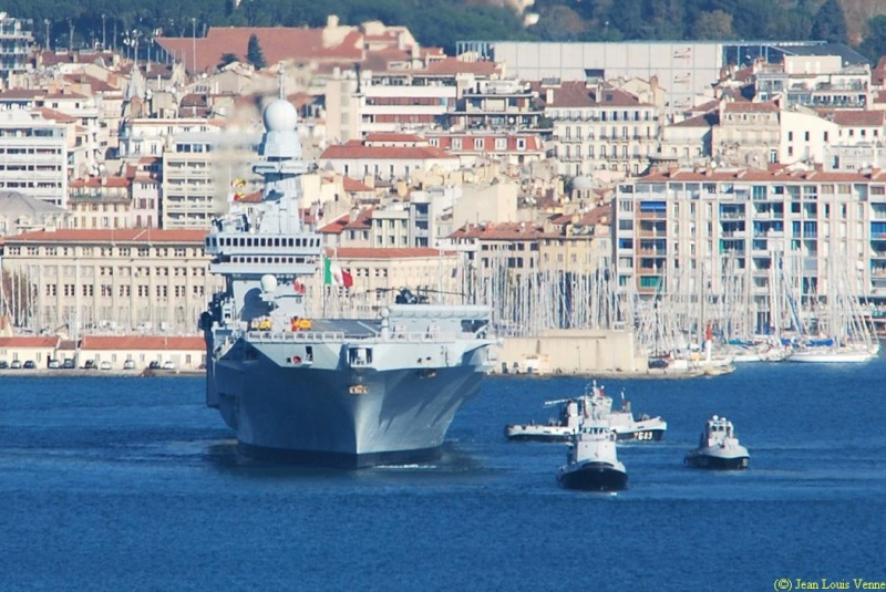 Les news en images du port de TOULON - Page 34 Cavour39