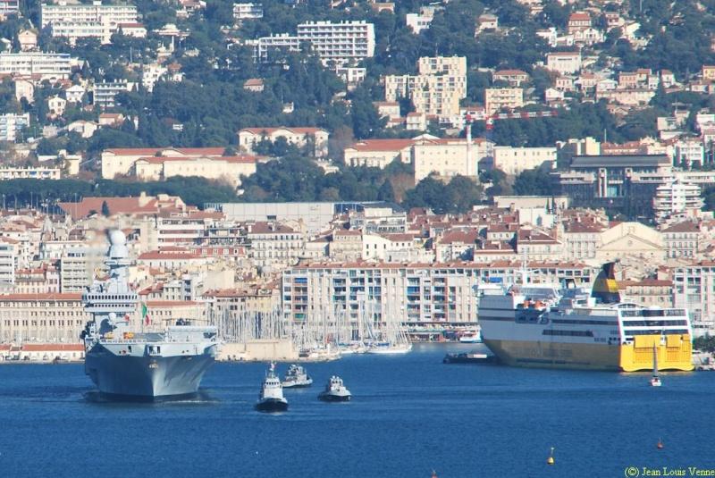Les news en images du port de TOULON - Page 34 Cavour40