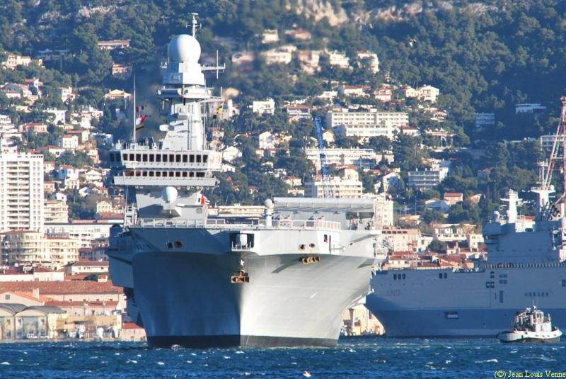 Les news en images du port de TOULON - Page 34 Cavour45