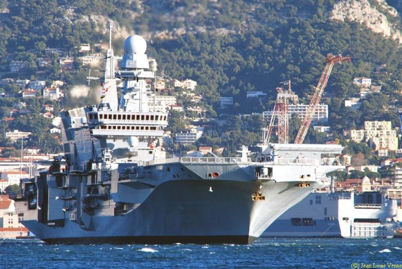 Les news en images du port de TOULON - Page 34 Cavour46