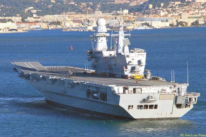 Les news en images du port de TOULON - Page 34 Cavour48