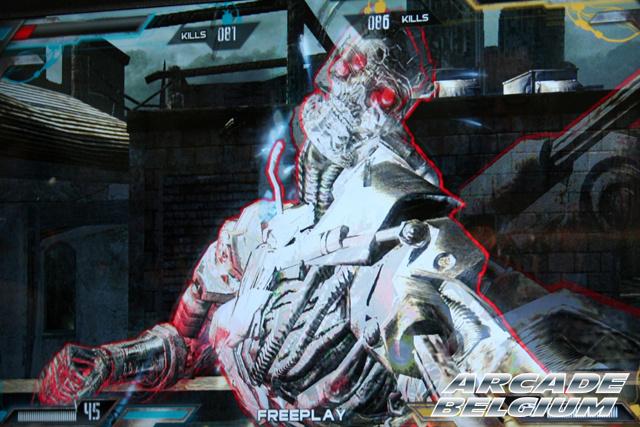 Terminator Salvation Eag00711