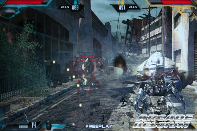 Terminator Salvation Eag00712