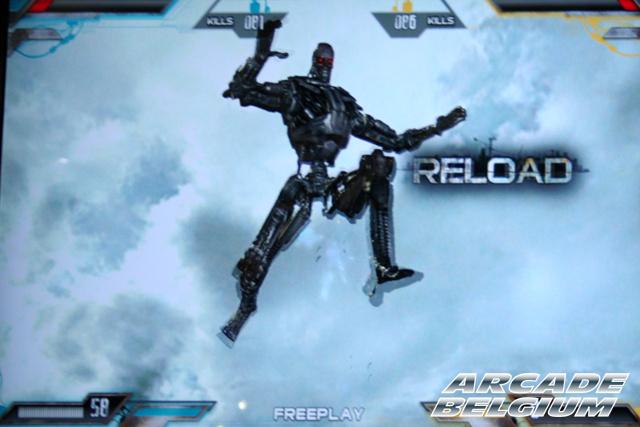 Terminator Salvation Eag00713