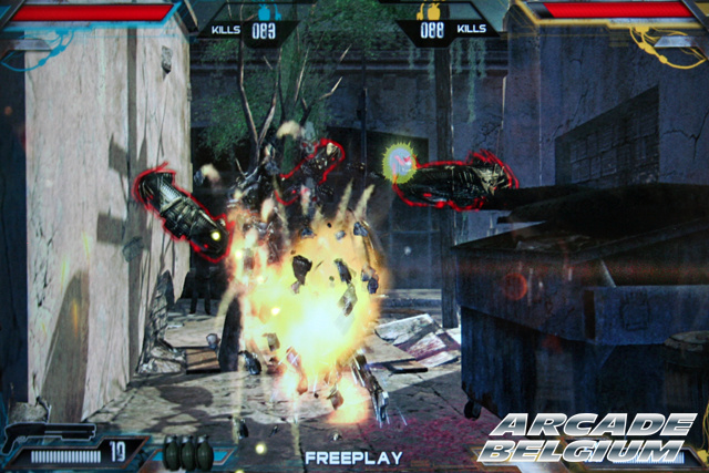 Terminator Salvation Eag00715