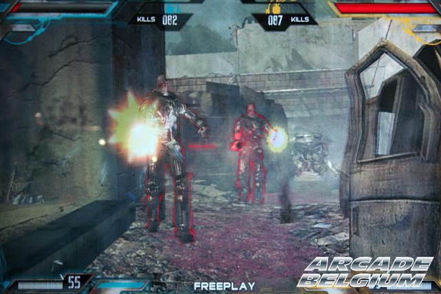Terminator Salvation Eag00716