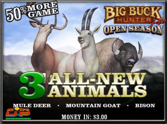 Big Buck Hunter Pro - Open Season Opense12