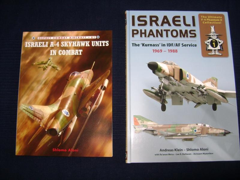BIBLIO ISRAEL AIR FORCE / ISRAEL AIR FORCE BOOK LIBRARY 27_fev10