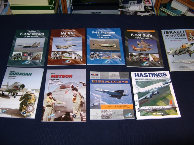 BIBLIO ISRAEL AIR FORCE / ISRAEL AIR FORCE BOOK LIBRARY Maison11