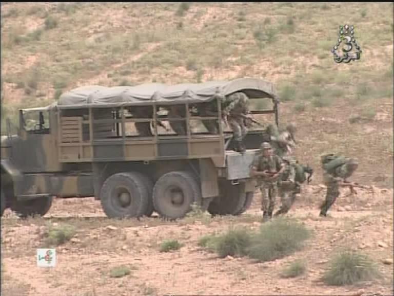 القوات البرية الجزائرية  - صفحة 2 3_gmc_10