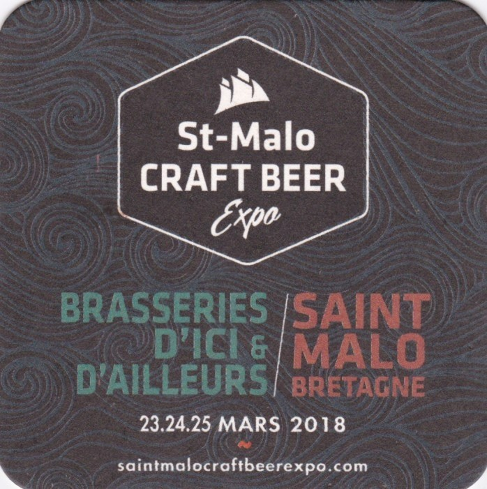 Saint-Malo craft beer expo 2018 Img_2011