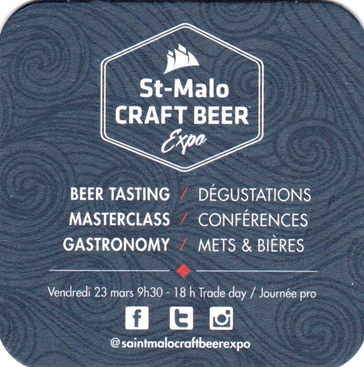 Saint-Malo craft beer expo 2018 Img_2013