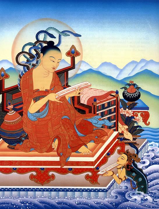 L'Arbre des Refuges: Le Sutra du Coeur de la Grande Perfection de Sagesse par Nagarjuna ! 61e4d210