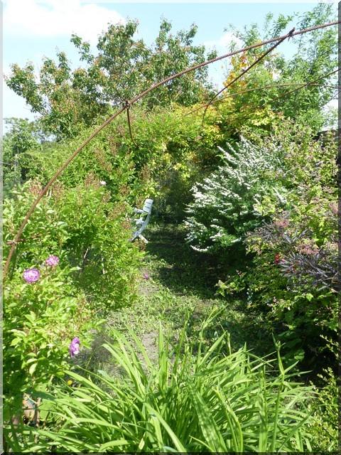 le jardin d'agrément chez Princesse - Page 23 Arche_12