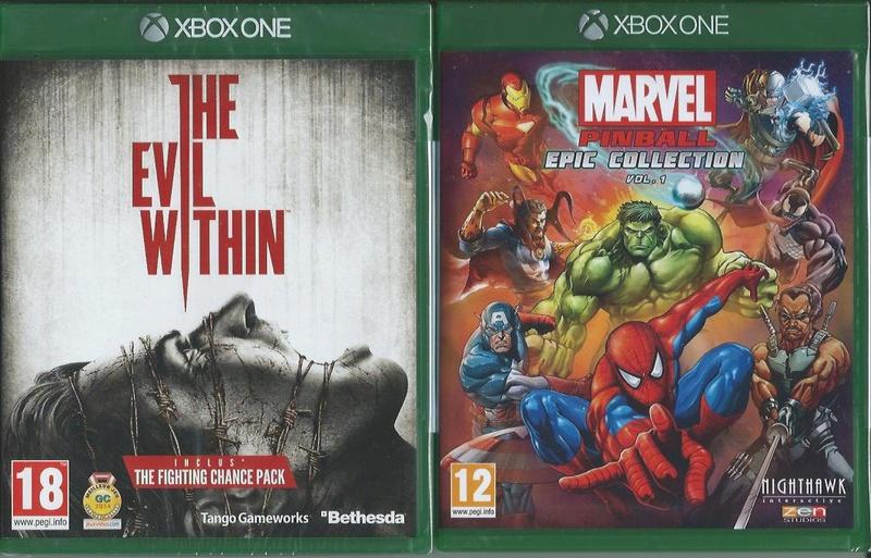 les jeux xbox one (x) de borntobequeen !!! Evilma10