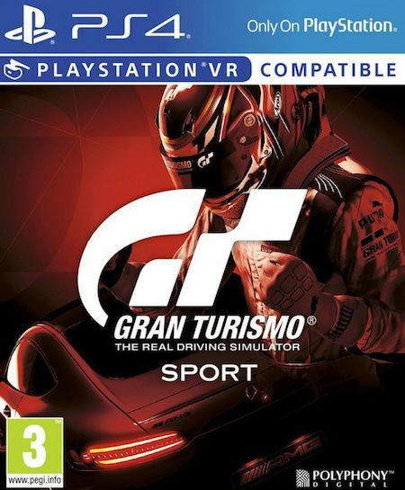 [CONCOURS] Gagnez GRAN TURISMO SPORT avec PlayStation France et le Doc Gtspor10