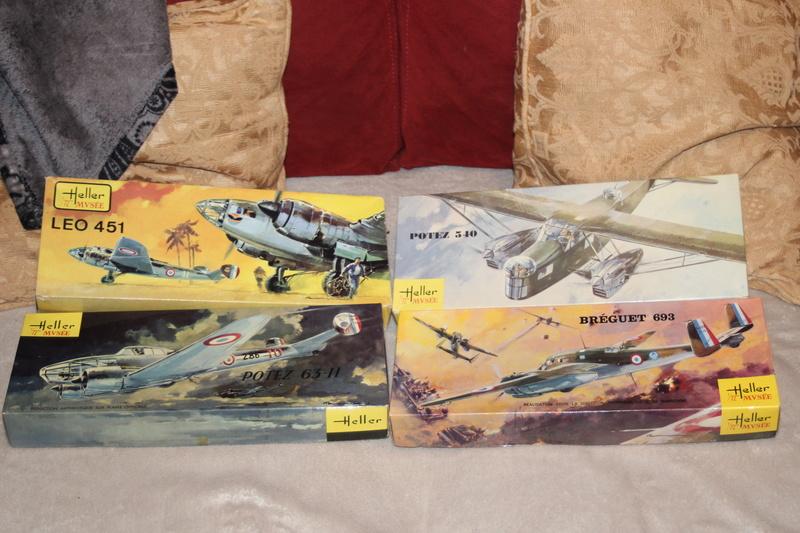 Quelques unes de mes dernières acquisitions. Img_1422