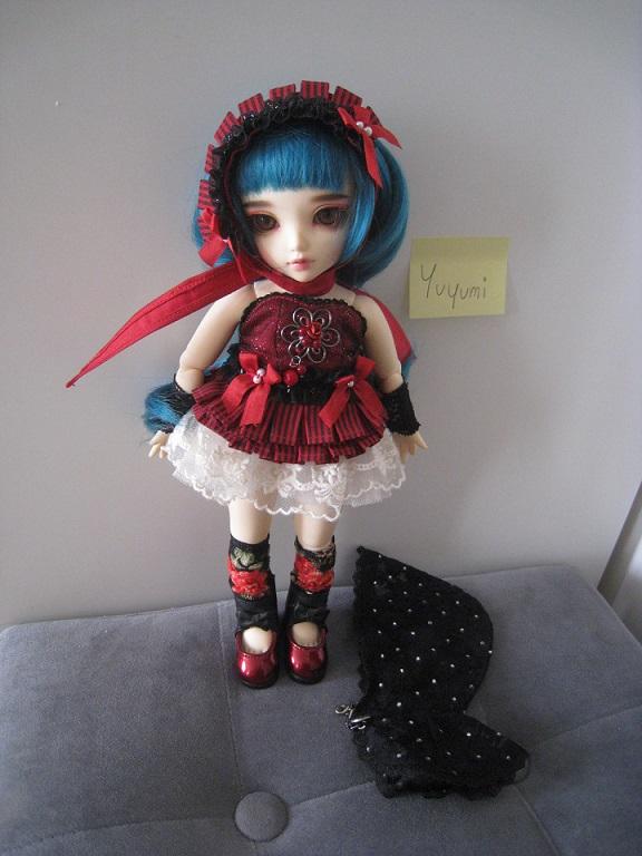 [Vends] Fairyland LTF Chloe fullset, Fox, tetes volantes Chloe410
