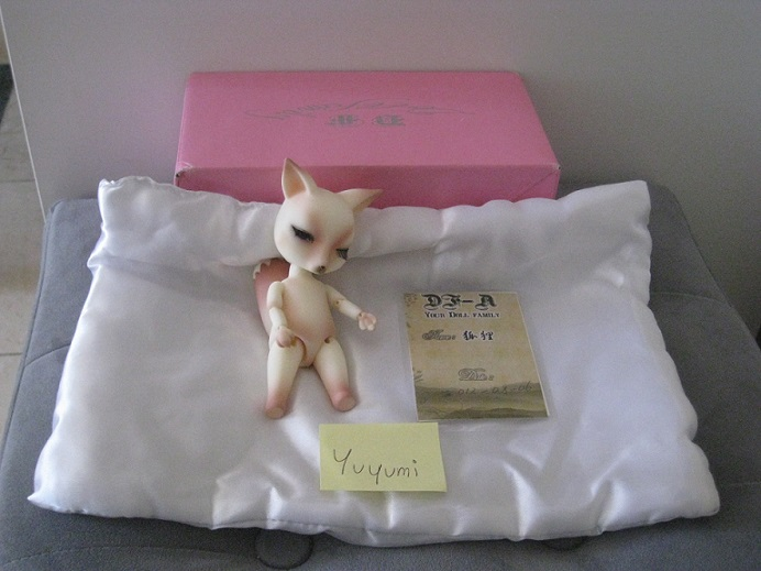 [Vends] Fairyland LTF Chloe fullset, Fox, tetes volantes Fox110