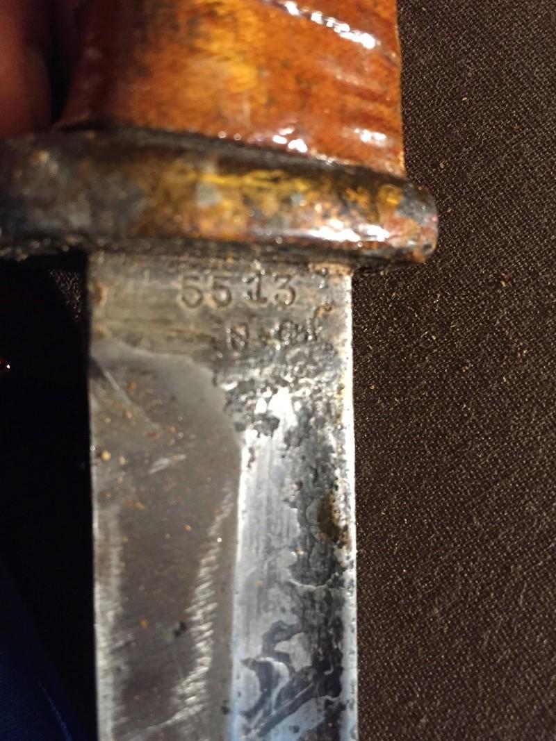 Identification baïonnette et valeur  209e7310