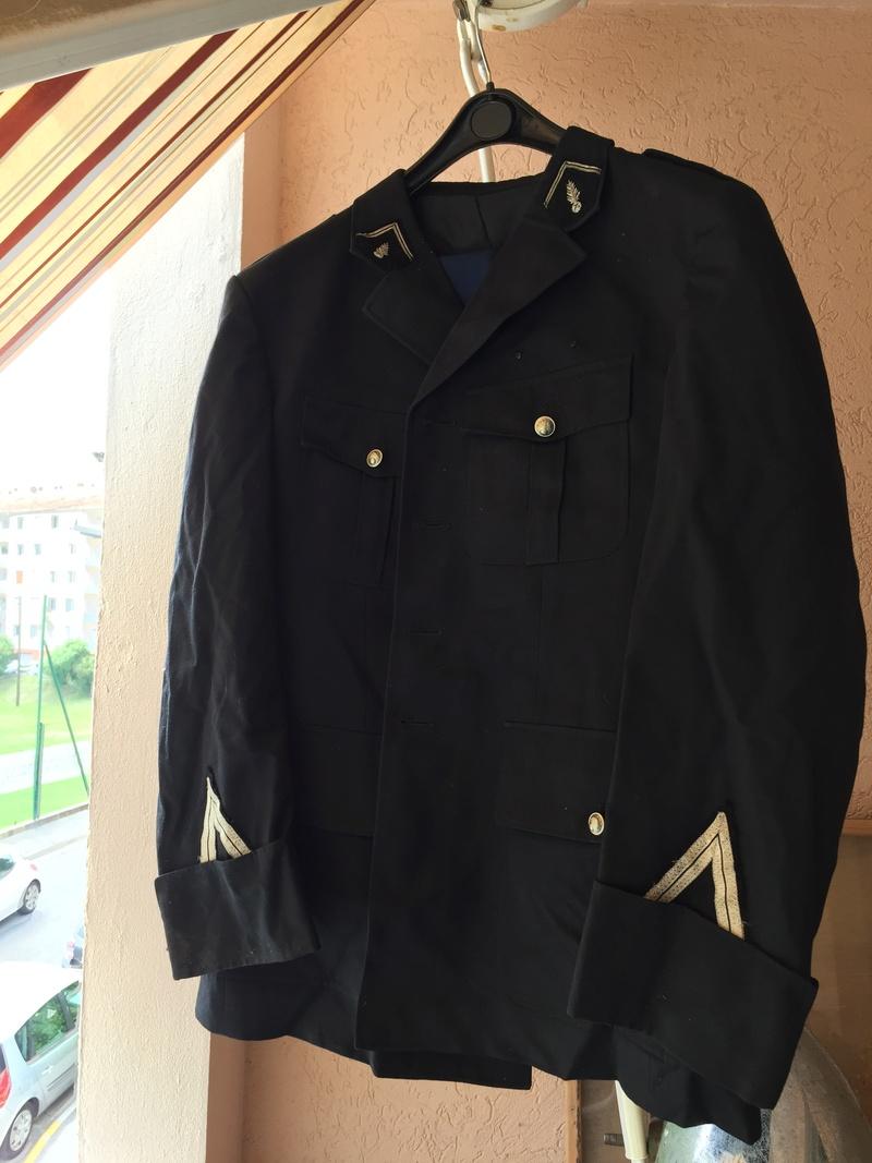 Uniforme gendarme français  758c7310