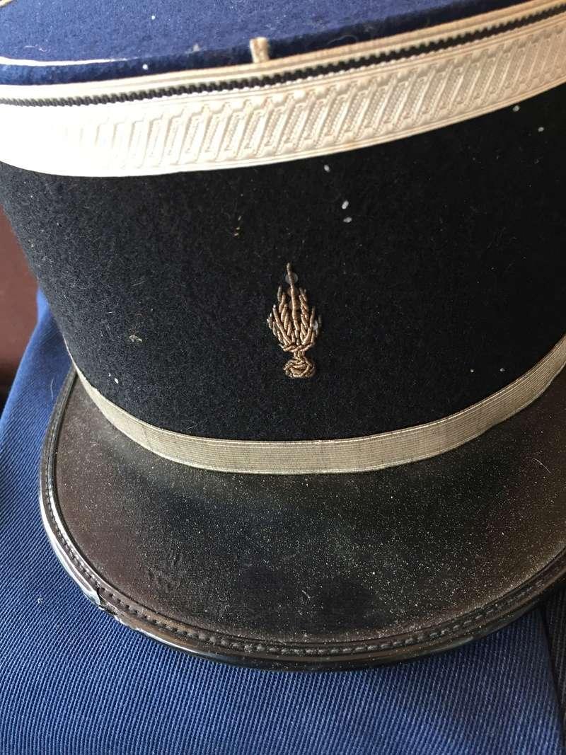 Uniforme gendarme français  9c1de810