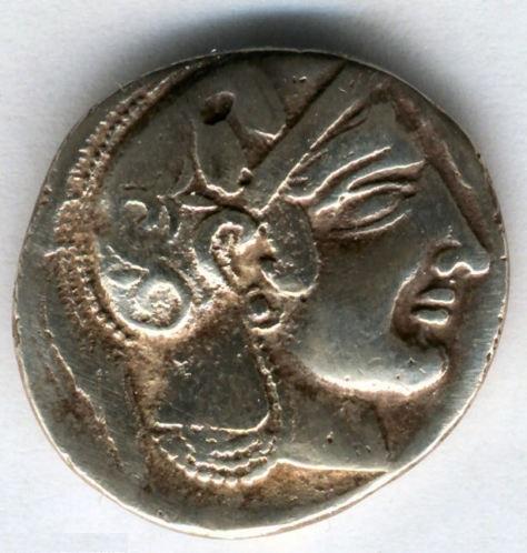 Tetradracma de Atica 111