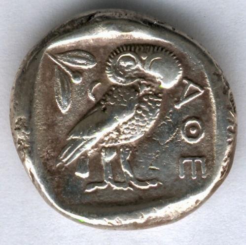 Tetradracma de Atica 211