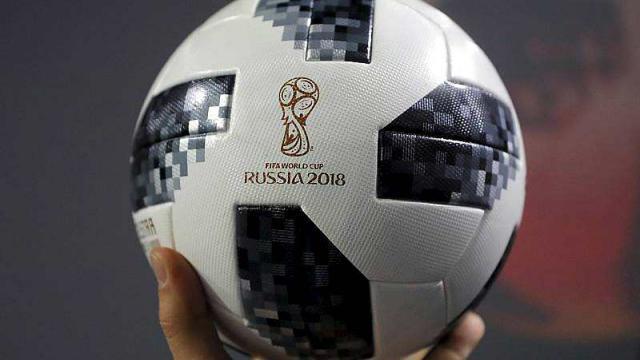 Emission N° 07/2018 coupe du monde Russie  Ballon10