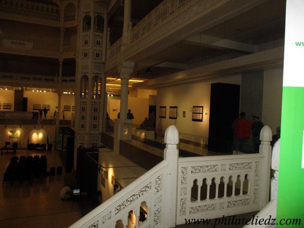 Exposition philatélique au Musée Mama Img_0810