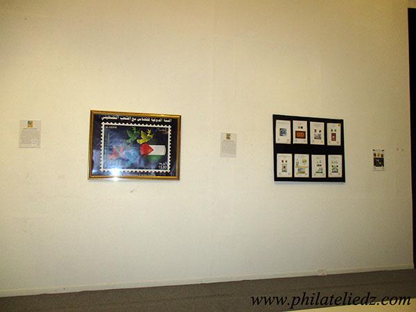 Exposition philatélique au Musée Mama Img_0815