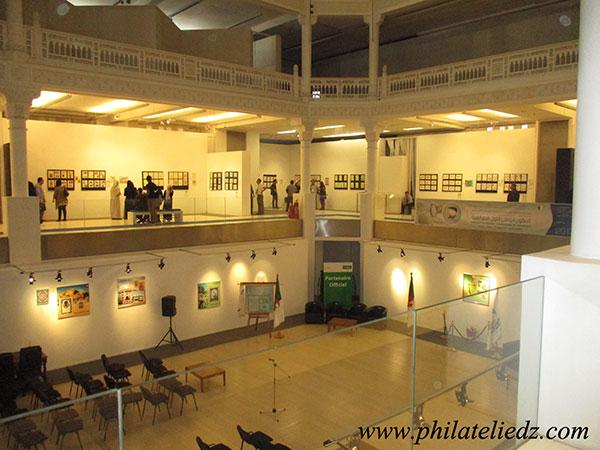 Exposition philatélique au Musée Mama Img_0816