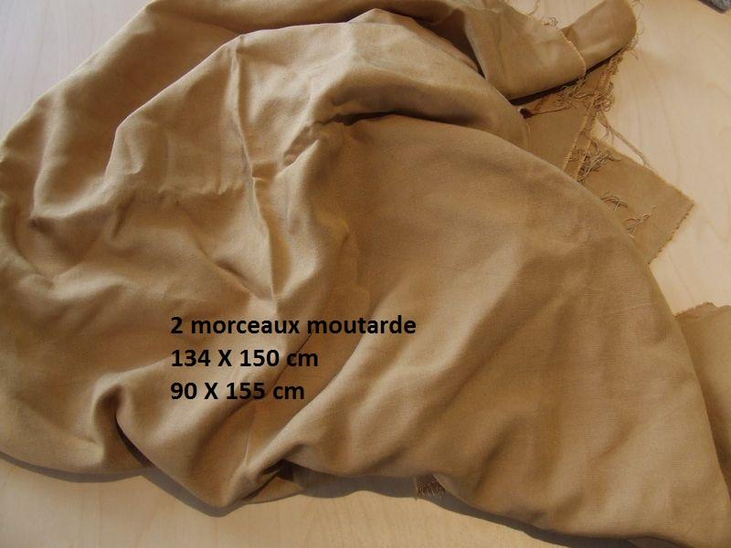 [Vente] Tissus à vendre  ou donner et mercerie Dscf0011