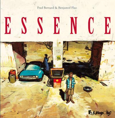 Essence de Benjamin Flao et Fred Bernard Eence10