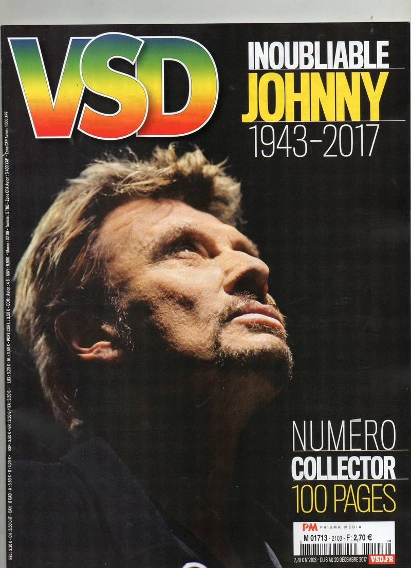 LA PRESSE HOMMAGE A JOHNNY Img08310
