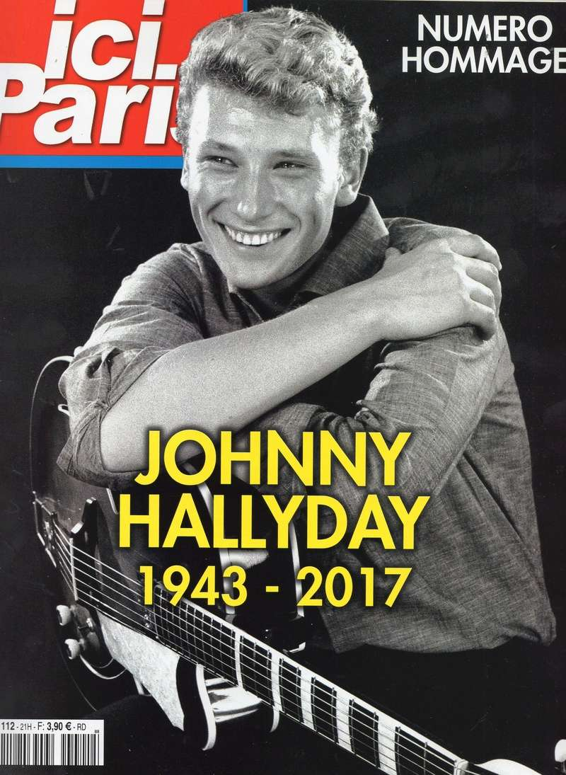 LA PRESSE HOMMAGE A JOHNNY Img08610