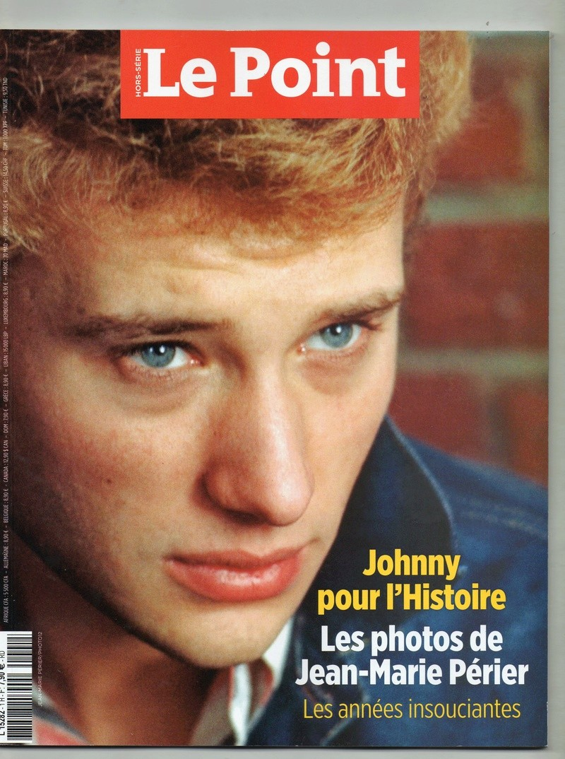 LA PRESSE HOMMAGE A JOHNNY Img12710