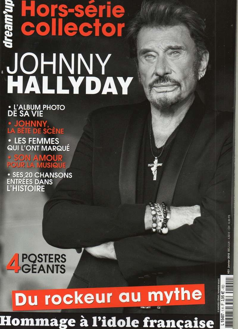 LA PRESSE HOMMAGE A JOHNNY - Page 3 Img32010