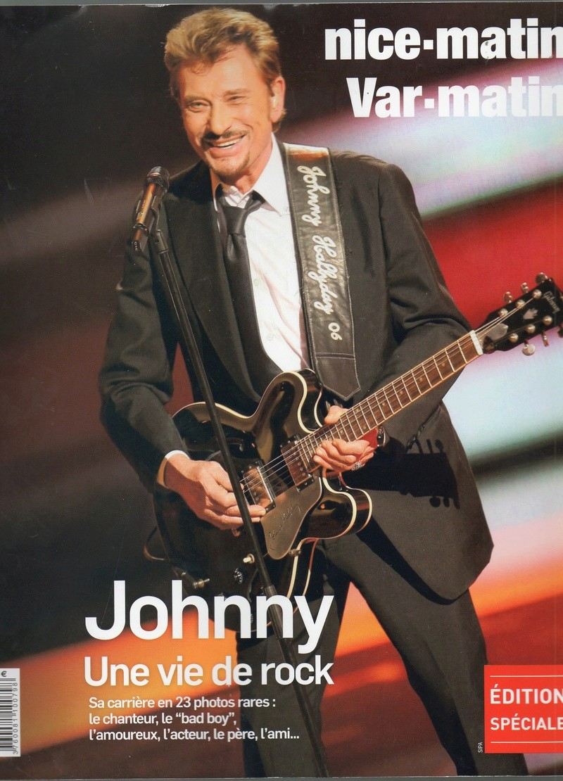 LA PRESSE HOMMAGE A JOHNNY - Page 3 Img52510