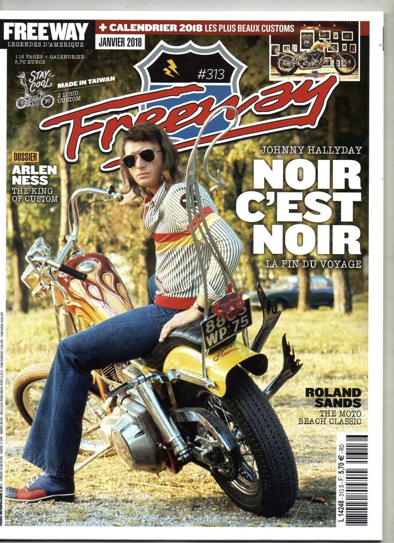 LA PRESSE HOMMAGE A JOHNNY - Page 3 Img52710