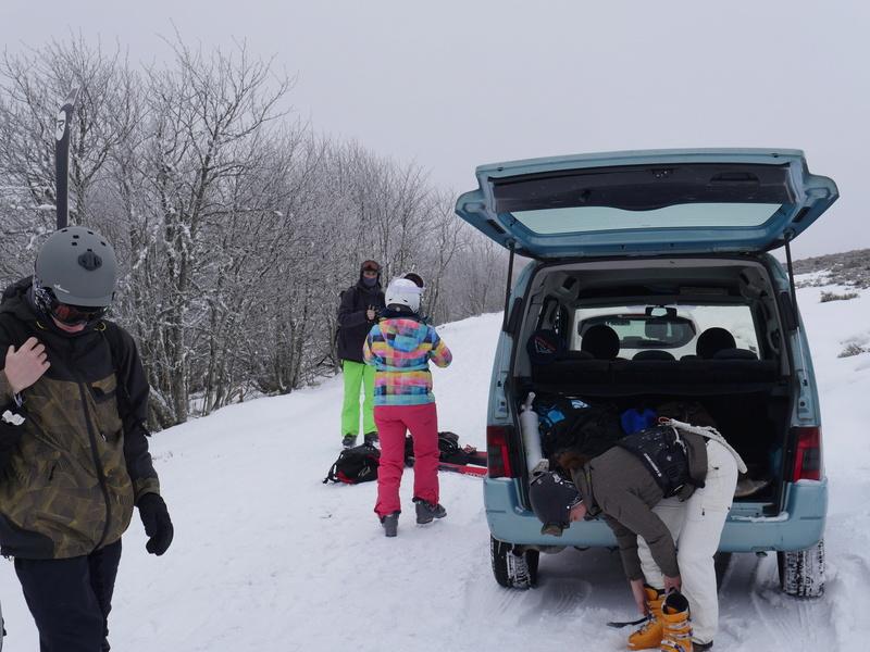 Conviviale snowkite des rêveurs Aux Supeyres 17-18 Mars P1020211