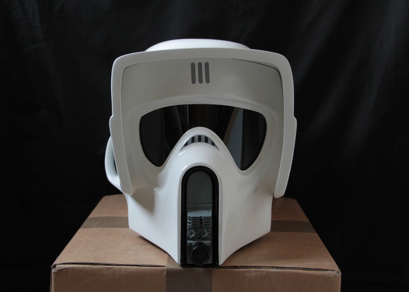 EFx -Scout Trooper Version Legend - Helmet   - Page 3 Img_8923
