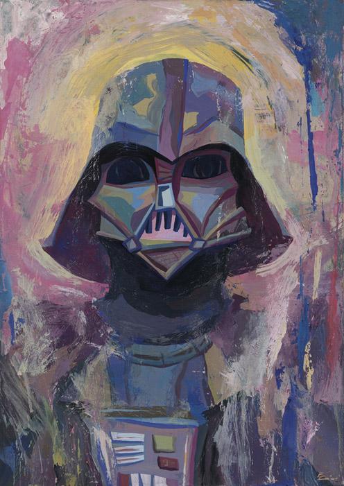 Artwork Star Wars - ACME - The Darth Vader Swotlt10