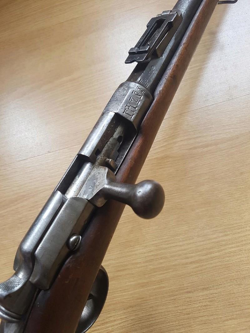 Authentification et estimation d'un fusil Gras. Resize16