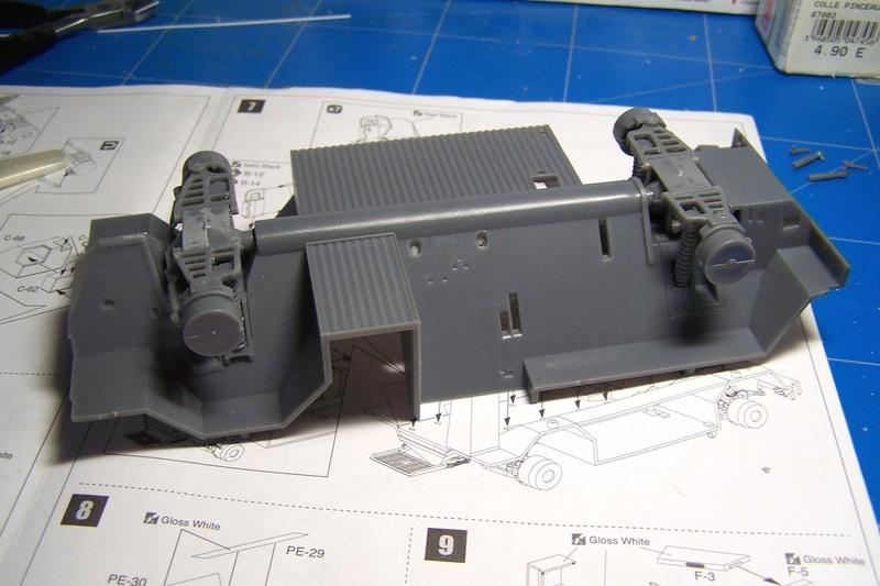 ASLAV et Bushmaster Bushma11