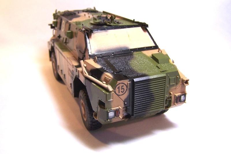 ASLAV et Bushmaster Bushma36