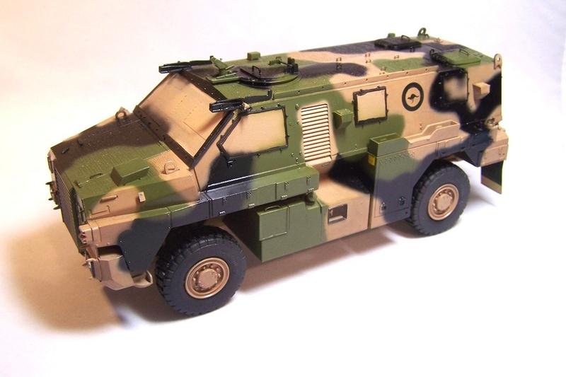 ASLAV et Bushmaster Bushma39