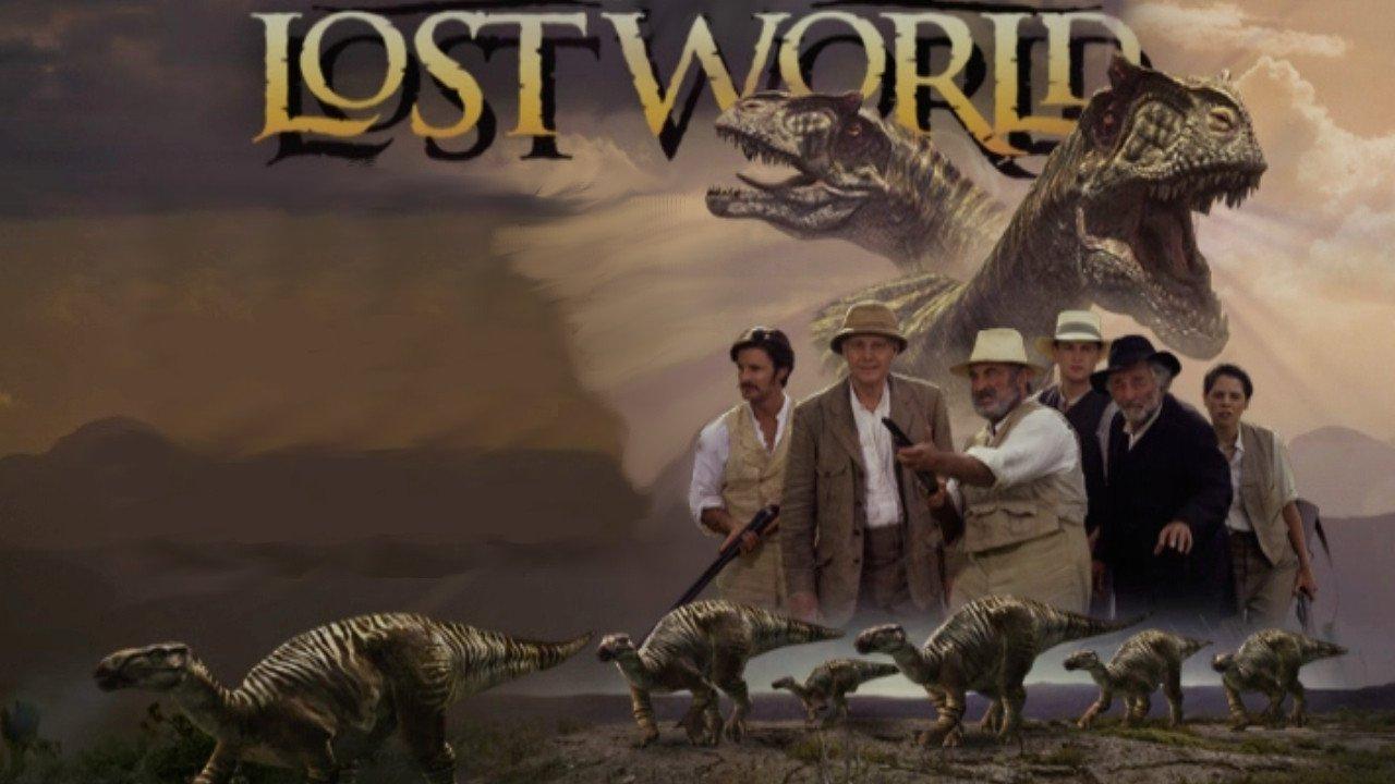 2001 - Les aventuriers du monde perdu 9957810